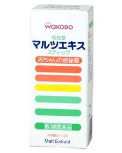 【第3類医薬品】赤ちゃんの便秘薬 マルツエキス スティック (9g×12包入)