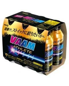明治 VAAM ヴァームアスリート (200ml×6缶) パック商品 ※軽減税率対象商品