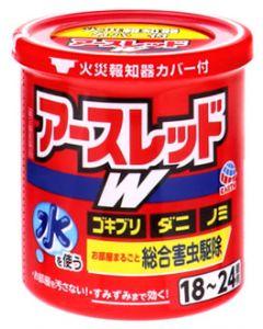 【第2類医薬品】アース製薬 アースレッドW 18-24畳用 (30g)
