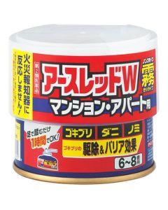 【第2類医薬品】アース製薬 アースレッドWノンスモーク霧タイプ 6-8畳用 (100ml)