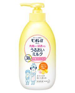 【特売セール】 花王 ビオレu 角層まで浸透する うるおいミルク フルーツの香り (300mL) ボディ保湿ケア 保湿乳液