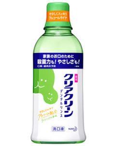 花王 クリアクリーン デンタルリンス ライトミントの香味 (600mL) 洗口液 【医薬部外品】