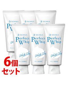 【特売セール】 《セット販売》 資生堂 洗顔専科 パーフェクト ホワイトクレイ (120g)×6個セット 洗顔フォーム