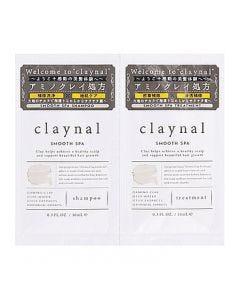 ジェイピーエスラボ クレイナル スムーススパ 1dayトライアル (10ml+10ml) トライアルセット claynal