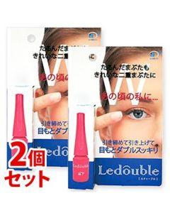 《セット販売》 アチーブ 大人のルドゥーブル (2mL)×2個セット ふたえまぶた用化粧品 Ledouble 【送料無料】