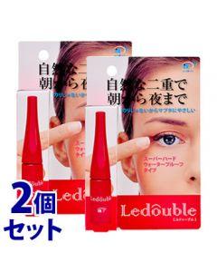 《セット販売》 アチーブ ルドゥーブル (4mL)×2個セット 二重まぶた化粧品 Ledouble 【送料無料】