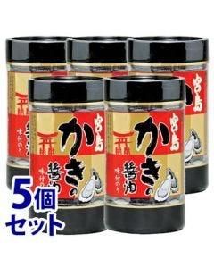 《セット販売》 やま磯 宮島かきの醤油のりカップR (8切32枚)×5個セット 味付のり ※軽減税率対象商品
