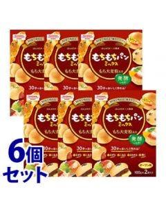 《セット販売》 昭和産業 もちもちパンミックス (200g)×6個セット 製パン用ミックス粉 ※軽減税率対象商品