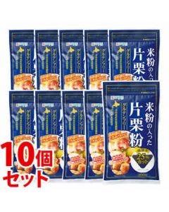 《セット販売》 加藤産業 カンピー 米粉の入った片栗粉 (200g)×10個セット 片栗粉 ※軽減税率対象商品