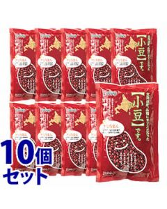《セット販売》 加藤産業 カンピー 北海道産小豆 (200g)×10個セット 乾物 小豆 ※軽減税率対象商品