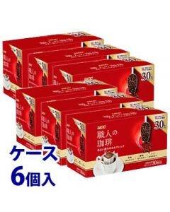 《ケース》UCC職人の珈琲ドリップコーヒーあまい香りのモカブレンド(7g×30袋)×6個レギュラーコーヒー