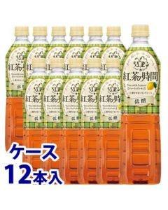 《ケース》UCC紅茶の時間ティーウィズレモン低糖(930mL)×12本レモンティー