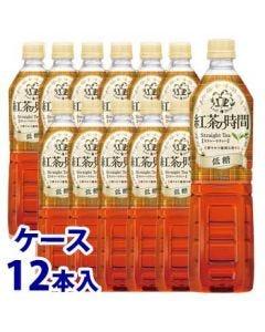 《ケース》UCC紅茶の時間ストレートティー低糖(930mL)×12本紅茶飲料