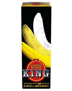 メタボリック ダイヤモンドバナナ キング (2.5g+50mL) マカ トンカットアリ 亜鉛 栄養補助食品 ※軽減税率対象商品