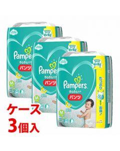 《ケース》P&GパンパースさらさらケアパンツウルトラジャンボMサイズ6~11kg男女共用(74枚)×3個紙おむつパンツタイプ【P&G】