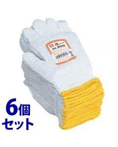 《セット販売》 おたふく手袋 トクボー 日本一 軍手 Mo.300 (12双)×6個セット