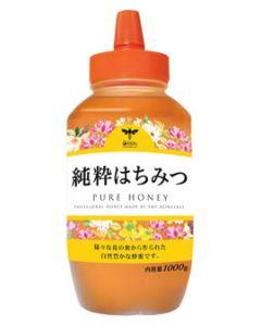 医食同源ドットコム 純粋はちみつ (1kg) 蜂蜜