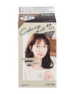 ダリヤパルティカラーリングミルク髪色もどしおもわせブラウン(1セット)ヘアカラーリング剤【医薬部外品】
