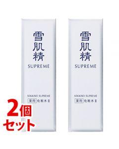 《セット販売》コーセー雪肌精シュープレム化粧水2(230mL)×2個セットSEKKISEISUPREME【医薬部外品】