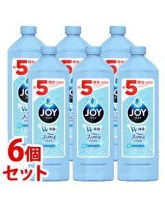 《セット販売》P&GジョイコンパクトW消臭フレッシュクリーン特大つめかえ用(700mL)×6個セット詰め替え用食器用洗剤台所用洗剤【P&G】