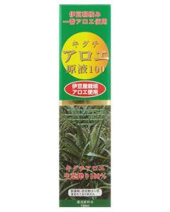 ウエルネスライフサイエンス キダチアロエ 原液100 (720mL) 清涼飲料水 生葉搾り100%
