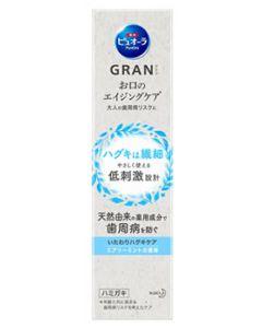 花王 ピュオーラ グラン いたわりミント (90g) 歯みがき粉 GRAN 【医薬部外品】