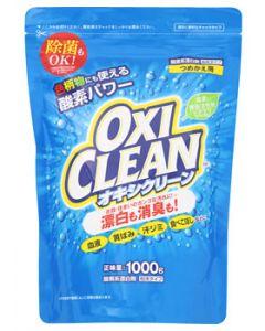 グラフィコ オキシクリーン つめかえ用 (1000g) 詰め替え用 粉末タイプ 酸素系漂白剤