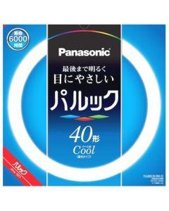 パナソニック パルック蛍光灯 丸型 40W クール色 FCL40ECW38XF2 (1本) 蛍光ランプ 40形