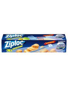 旭化成ジップロックイージージッパーL(8枚)保存袋冷凍解凍Ziploc