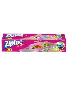 旭化成ジップロックストックバッグL(16枚)保存袋冷蔵Ziploc