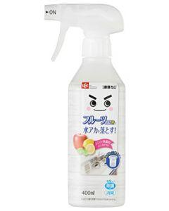 レック GN 激落ち フルーツミックス酸スプレー (400mL) 激落ちくん 住宅用洗浄剤