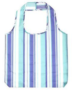 パール金属 マルチェ エコバッグ ストライプ D-6459 (1個) 買い物バッグ