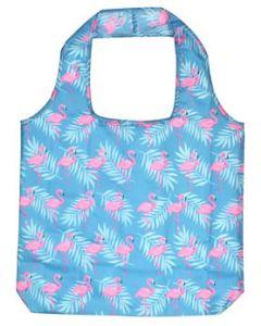 パール金属 マルチェ エコバッグ フラミンゴ D-6461 (1個) 買い物バッグ
