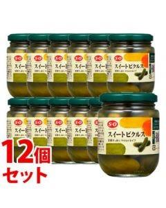 《セット販売》 讃陽食品工業 SO スイートピクルス (240g)×12個セット ピクルス