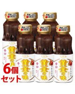 《セット販売》エバラ黄金の味辛口(210g)×6個セット焼肉のたれ