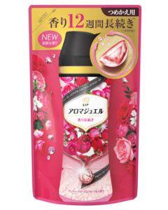 P&Gレノアハピネスアロマジュエルアンティークローズ&フローラルの香りつめかえ用(415mL)詰め替え用衣料用香りづけ剤【P&G】