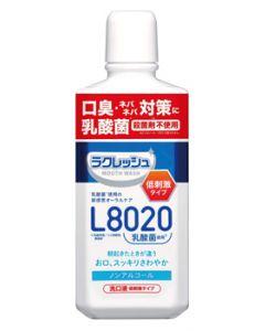 ジェクス L8020乳酸菌使用 新ラクレッシュマイルド マウスウォッシュ (450mL) 洗口液