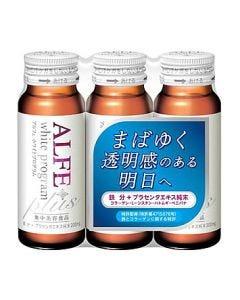 大正製薬アルフェホワイトプログラムPドリンク(50mL×3本)清涼飲料水栄養機能食品