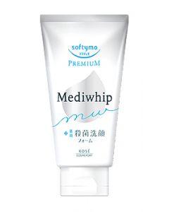 コーセーソフティモプレミアムメディホイップ(130g)洗顔フォーム【医薬部外品】