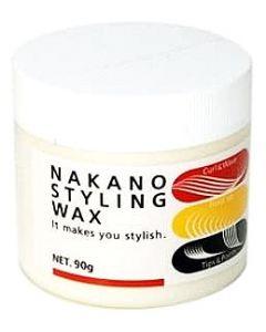 中野製薬 ナカノ ワックス ノーマル (90g) ヘアワックス