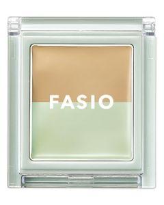 コーセー ファシオ エアリーステイ コンシーラー 01 ベージュ・グリーンベージュ SPF12 PA+++ (1.5g) FASIO