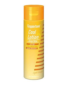 大正製薬コパトーンクールローショングレイスシトラスSPF8(150mL)男性用化粧水ローション