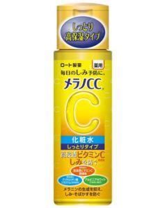 ロート製薬メラノCC薬用しみ対策美白化粧水しっとりタイプ(170mL)【医薬部外品】