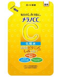 ロート製薬メラノCC薬用しみ対策美白化粧水つめかえ用(170mL)詰め替え用【医薬部外品】