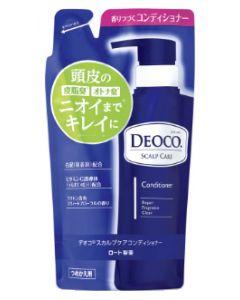 ロート製薬 DEOCO デオコ スカルプケアコンディショナー 詰め替え用 (285g) つめかえ用