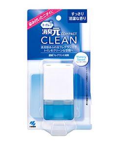 小林製薬トイレの消臭元クリーンコンパクトウォータリーサボン(54mL)トイレ用消臭・芳香剤
