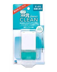 小林製薬トイレの消臭元クリーンコンパクトフレッシュシャワー(54mL)トイレ用消臭・芳香剤