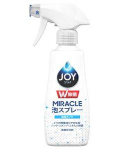 P&GジョイW除菌ミラクル泡スプレー微香本体(275mL)食器用洗剤台所用洗剤【P&G】