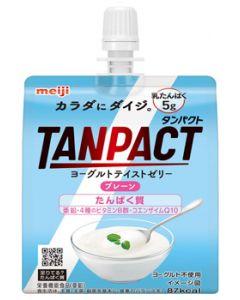 明治タンパクトヨーグルトテイストゼリープレーン(180g)栄養機能食品TANPACT