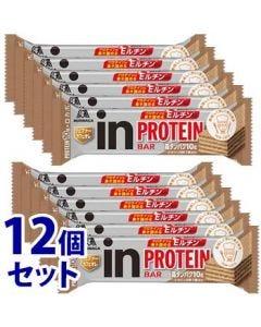 《セット販売》森永製菓inバープロテインカフェオレ(1本)×12個セット栄養調整食品ロカボ
